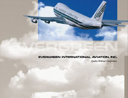 Corporate Brochure: Evergreen International Aviation