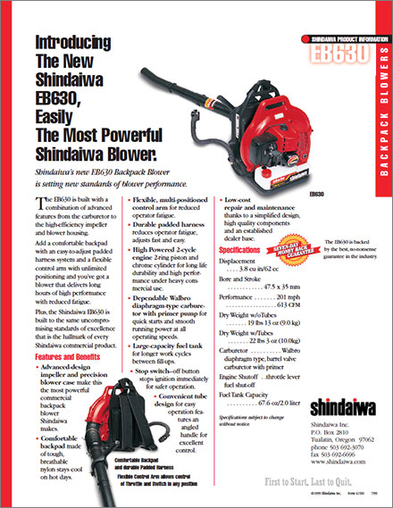 shindaiwa-eb360-backpack-blower-product-sheet
