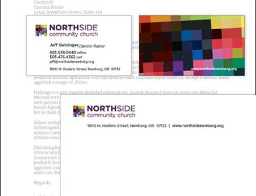 Stationery: Northside Community Church