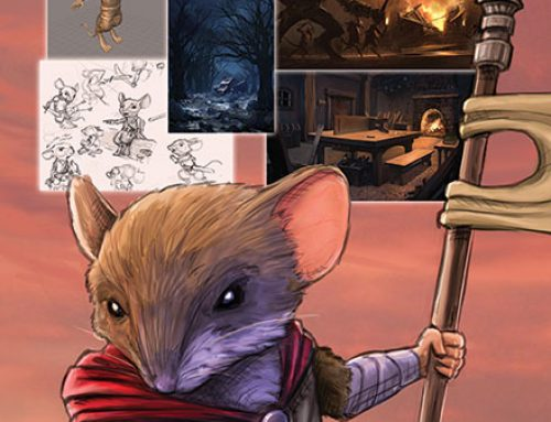 Expo Banner: Soma Games for the Redwall project