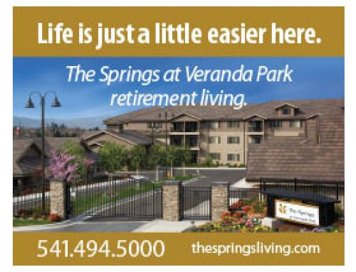 Online Ad: The Springs Living