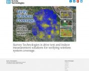 survey-technologies-website-home-page