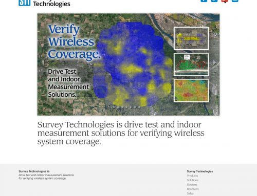 Website Design: Survey Technologies, Inc.